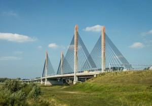 De brug van Zaltbommel - Copyright Fotografie Arie Mastenbroek