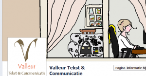 Valleur Tekst & Communicatie op Facebook - Copyright Valleur Tekst & Communicatie
