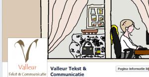 Valleur Tekst & Communicatie op Facebook - Copyright Valleur Tekst & Communicatie