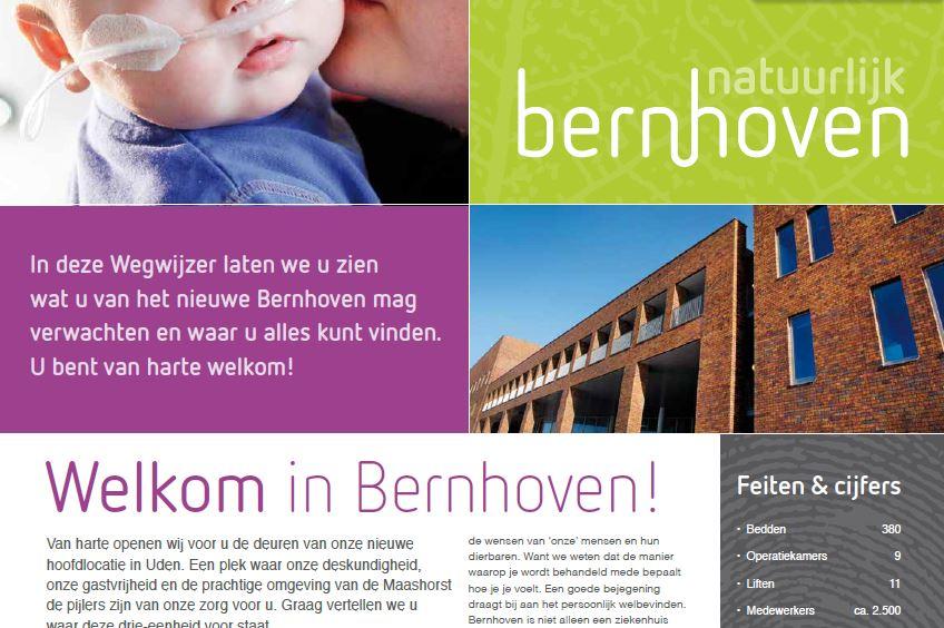 Bernhoven - Wegwijzer - Valleur Tekst & Communicatie